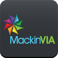 MackinVIA icon