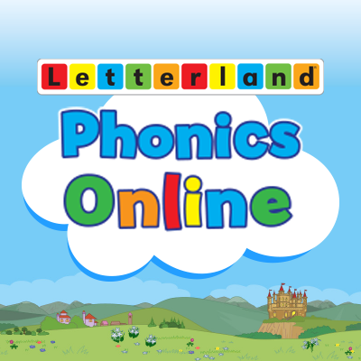 Letterland Phonics Online