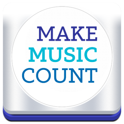 Make Music Count icon