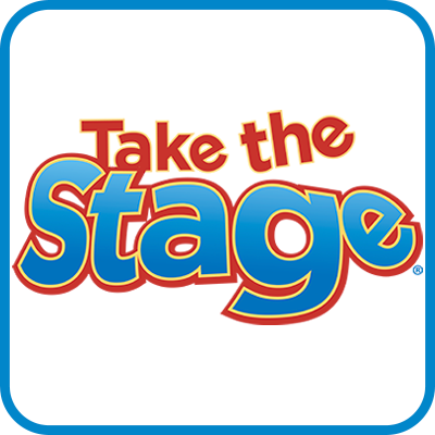 Take the Stage icon
