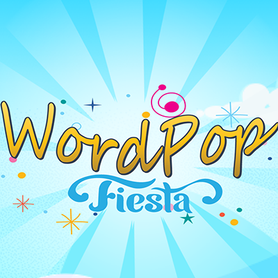Word Pop Fiesta icon