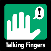Talking Fingers icon