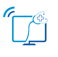 TEAM Clinics Telehealth icon